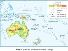 Bài 27. Châu Đại Dương và châu Nam Cực – Địa lí 5: Em biết gì về châu Đại Dương ?
