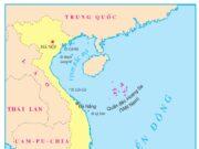 Bài 29. Biển, đảo và quần đảo – Địa lớp 4: Cho biết Biển Đông bao bọc các phía nào của phần đất liền nước ta ?