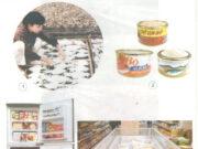 Bài 11. Một số cách bảo quản thức ăn – khoa học 4: Gia đình bạn thường bảo quản thức ăn bằng cách nào? Cho ví dụ