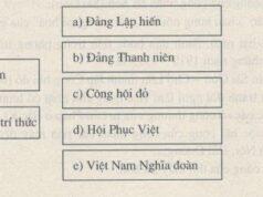 Bài 15. Phong trào cách mạng Việt Nam sau Chiến tranh thế giới thứ nhất (1919 – 1925) – SBT Sử lớp 9: Người từng tham gia vụ bính biến năm 1918 trên tàu chiến Pháp ở Biển Đen, sau rở thành người đứng đầu Công Hội Đỏ là Phan Bội Châu?