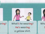 Lesson Two: Grammar – Unit 9 – Family & Friends Special Edition Grade 3: What's grandma wearing?