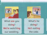 Lesson Two: Grammar – Unit 10 – Family & Friends Special Edition Grade 3: What are you doing?