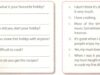 C. Speaking – Unit 1 – Sách bài tập Tiếng Anh 7 thí điểm:  Make a similar conversation. Use the information given below.