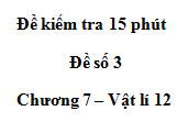 Kiểm tra 15 phút Chương 7 Vật lý 12: Hãy tính độ phóng xạ của poloni lúc có được 5,15gam chì?